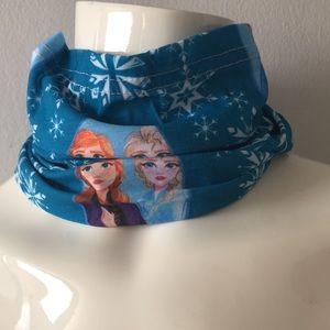 Disney frozen neck gaiter